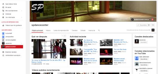 Portal de youtube